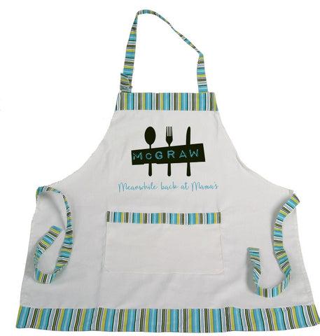 McGraw Utensil Ladies Apron