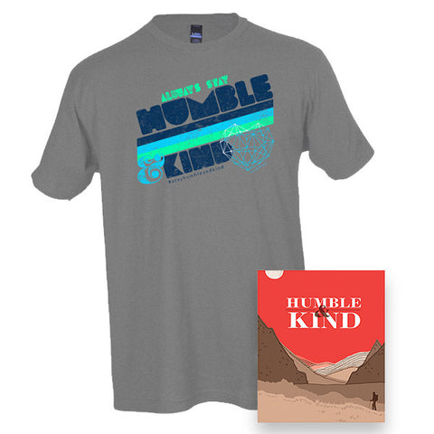 Humble & Kind Book and Unisex T-Shirt
