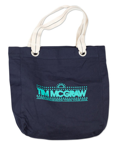 Sundown Heaven Town Port Authority Tote