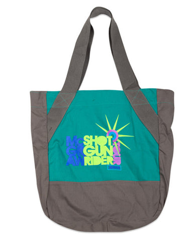 Shotgun Rider Tote Bag