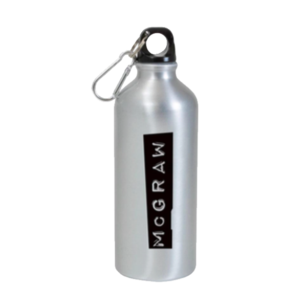 McGraw Stainless Steel Water Bottle