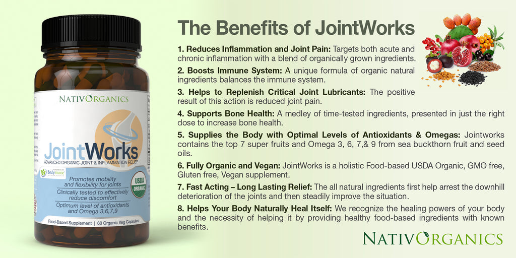 Nativorganics JointWorks
