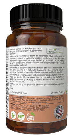 ImmuneMax - Organic Immune Boost Support