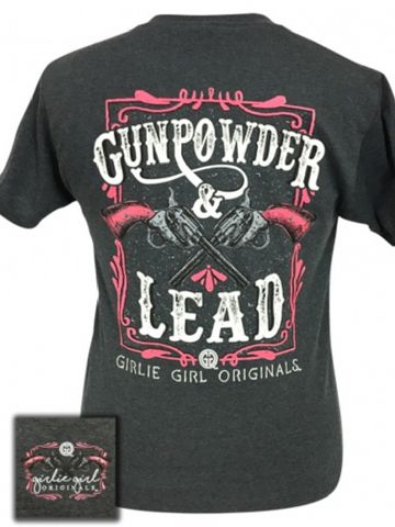 Gunpowder and Lead Tshirt