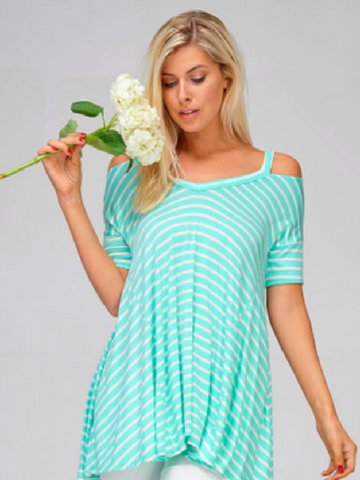 Mint For You Tunic