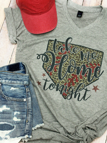 Take Me Home Tonight Tee
