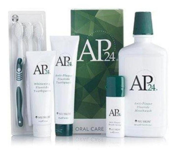 AP 24® Anti-Plaque Oral Care System