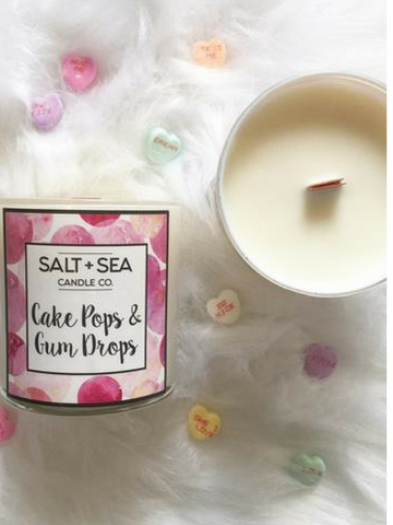 Cake Pops & Gum Drops 10oz Soy Candle