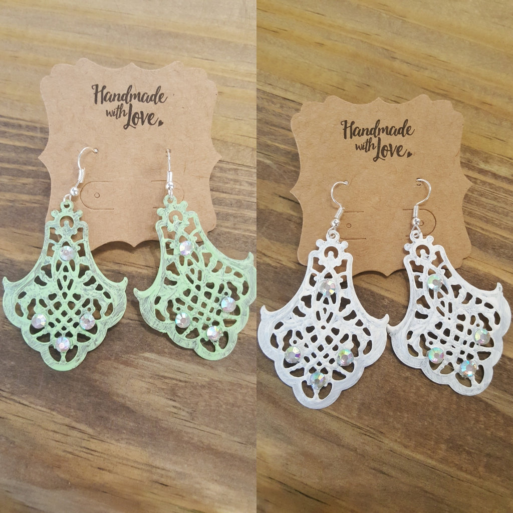 SC Chandelier Earrings