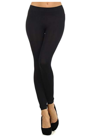 Fleece Lined Leggings OS