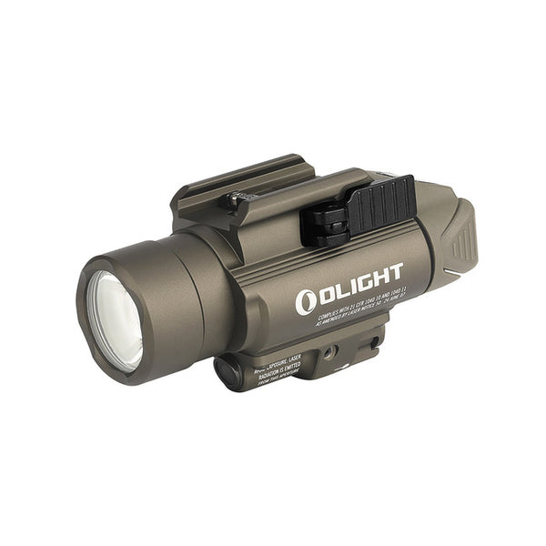 Olight Baldr Pro Weapon Light with Green Laser