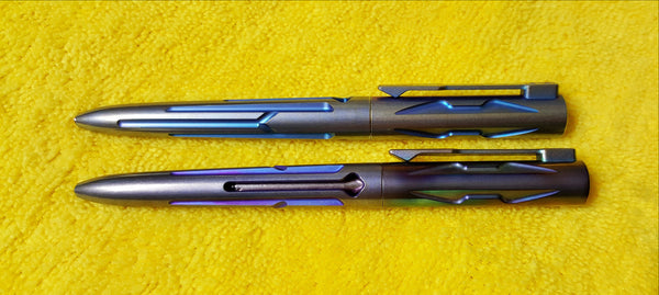 Manker P20 Titanium Tactical Pen