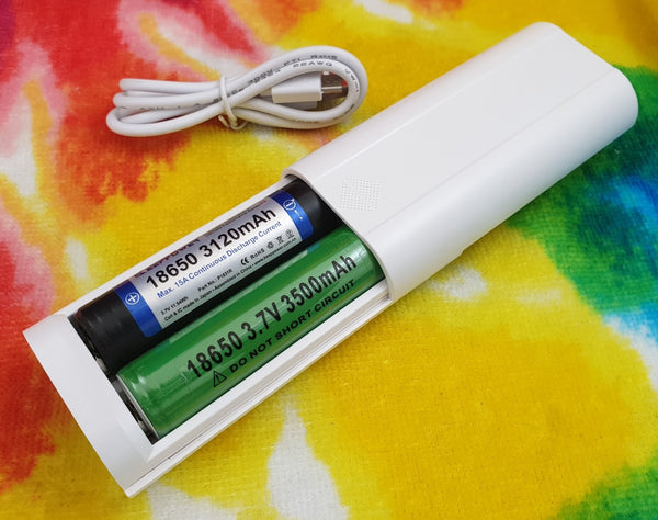 Soshine 2X18650 Charger & Powerbank