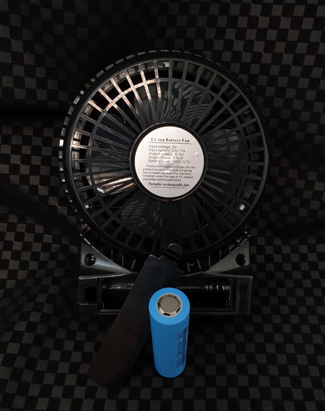 ONE-OFF OpolarVN Yuji 3200K LED Fan