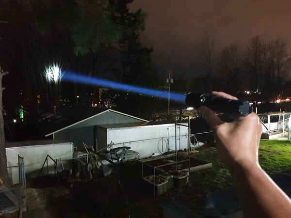 Sky Lumen Laser Throw Compact - Smallest LEP