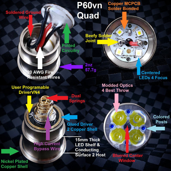 Specialty P60vn Light Engines