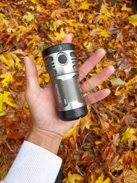Manker MK36vn - Most Lumen 4 your $$$ & SL Warranty