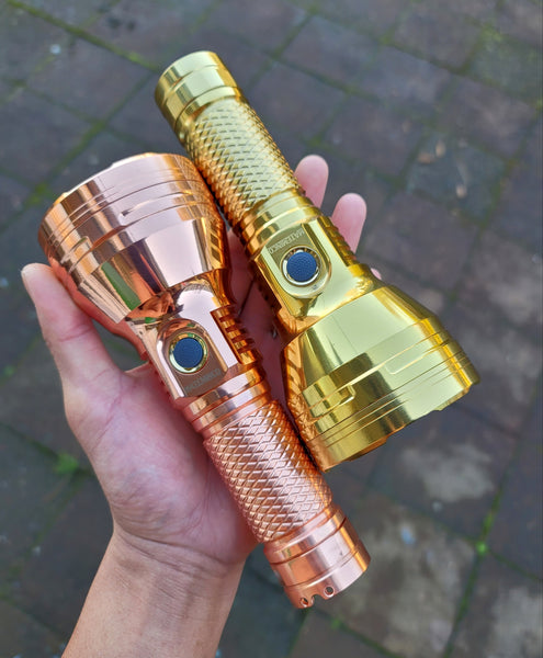ONE-OFF MT90vn Copper & Brass  BACK-ORDERED