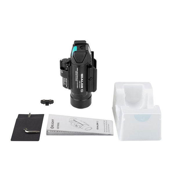 Olight BaldrVN Pro Weapon Light with Green Laser