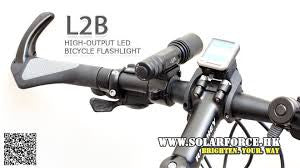 Solarforce L2Bvn - P60 Bicycle Light