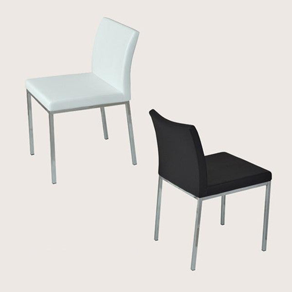 Aria Side Chair - Metal Base - Parliament Interiors
