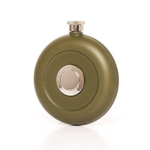Military Flask