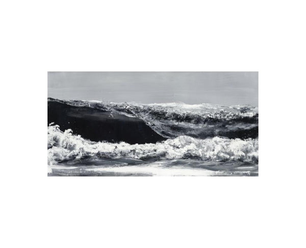 """Monochrome Wave"""