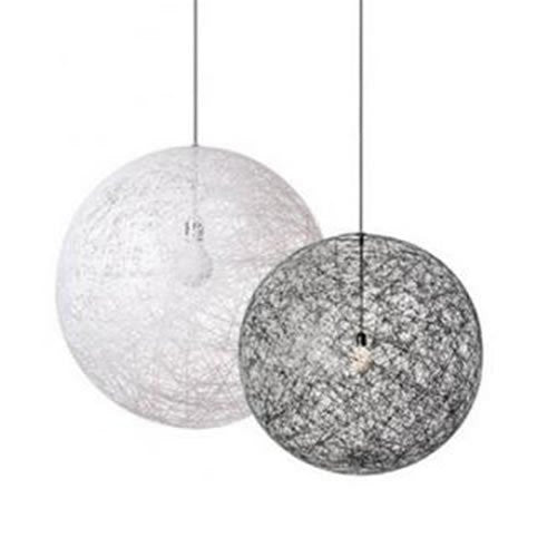 String Ball Pendant Lights - Parliament Interiors