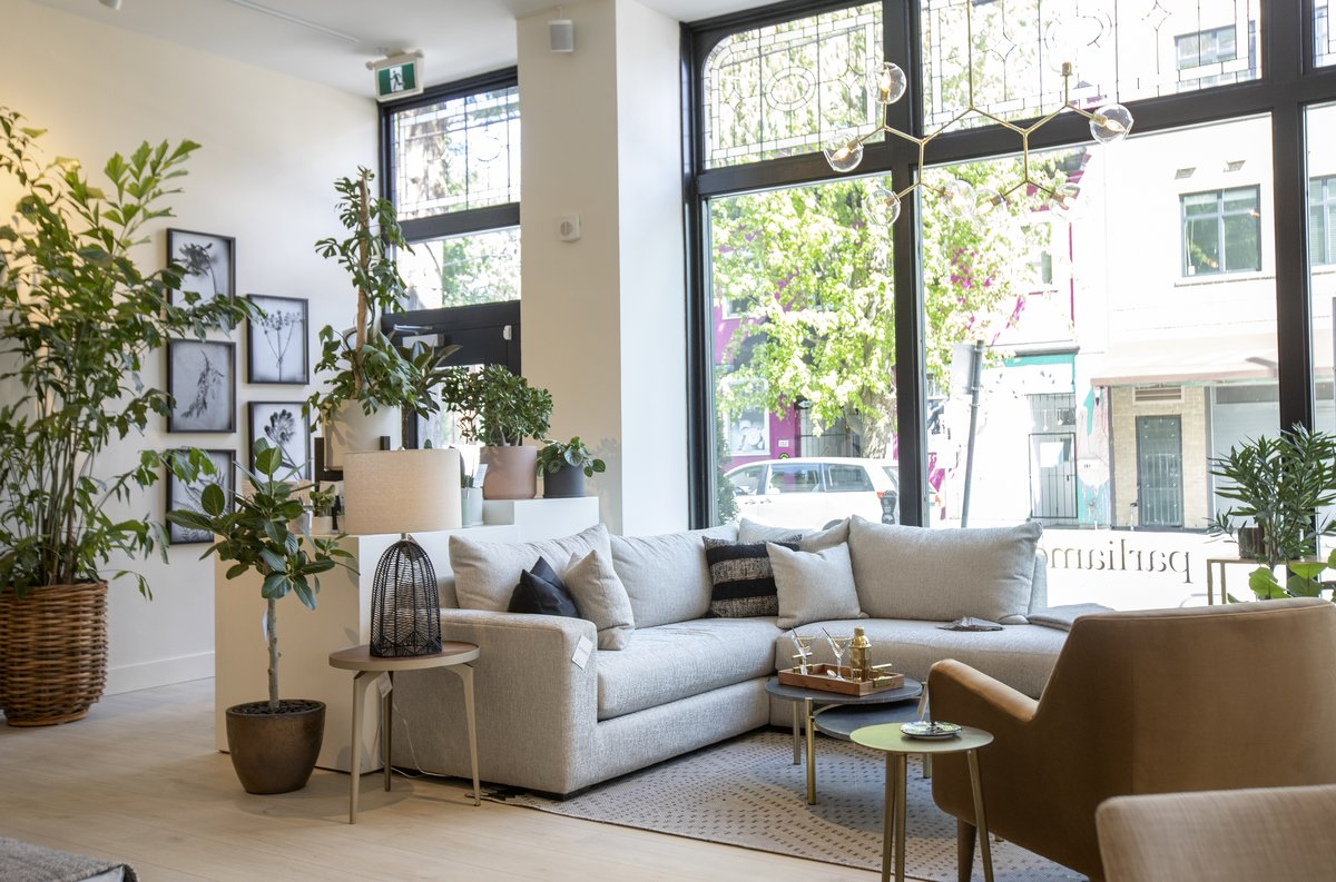 Welcome to Parliament  House of Uncommons. Parliament Interiors Gastown