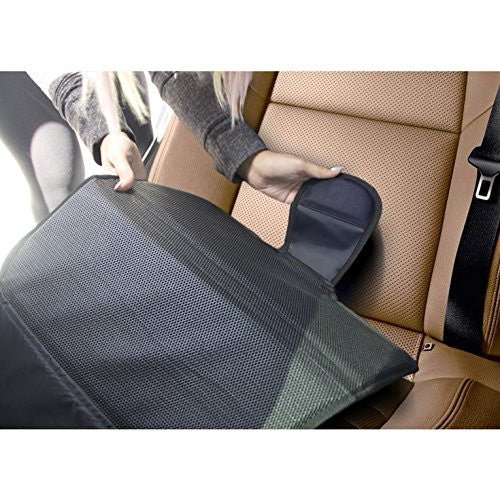 Car Seat Protector 2-Pack (Black)