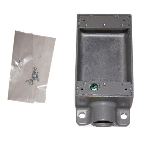 Standard Outlet Boxes - Extruder Supplies