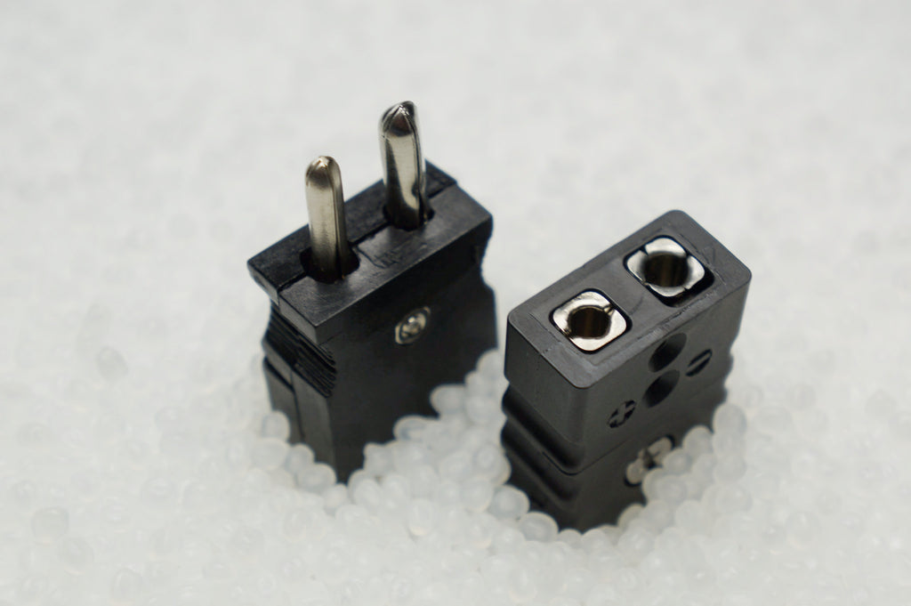 Standard Plugs and Jacks - Extruder Supplies