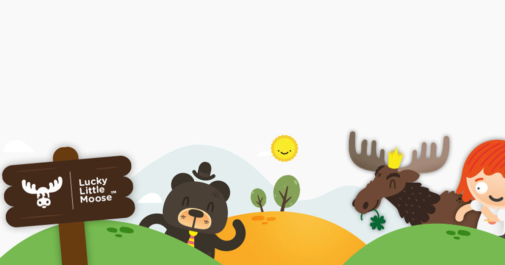 Our new Lucky Little Moose website is now launched