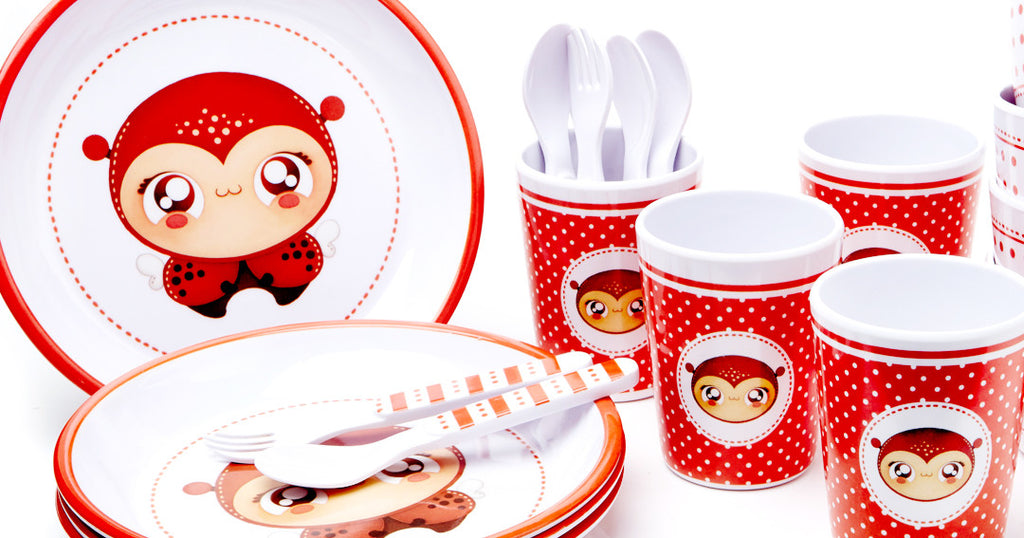 Our amazing dinnerware on stock 1st of Dec.
