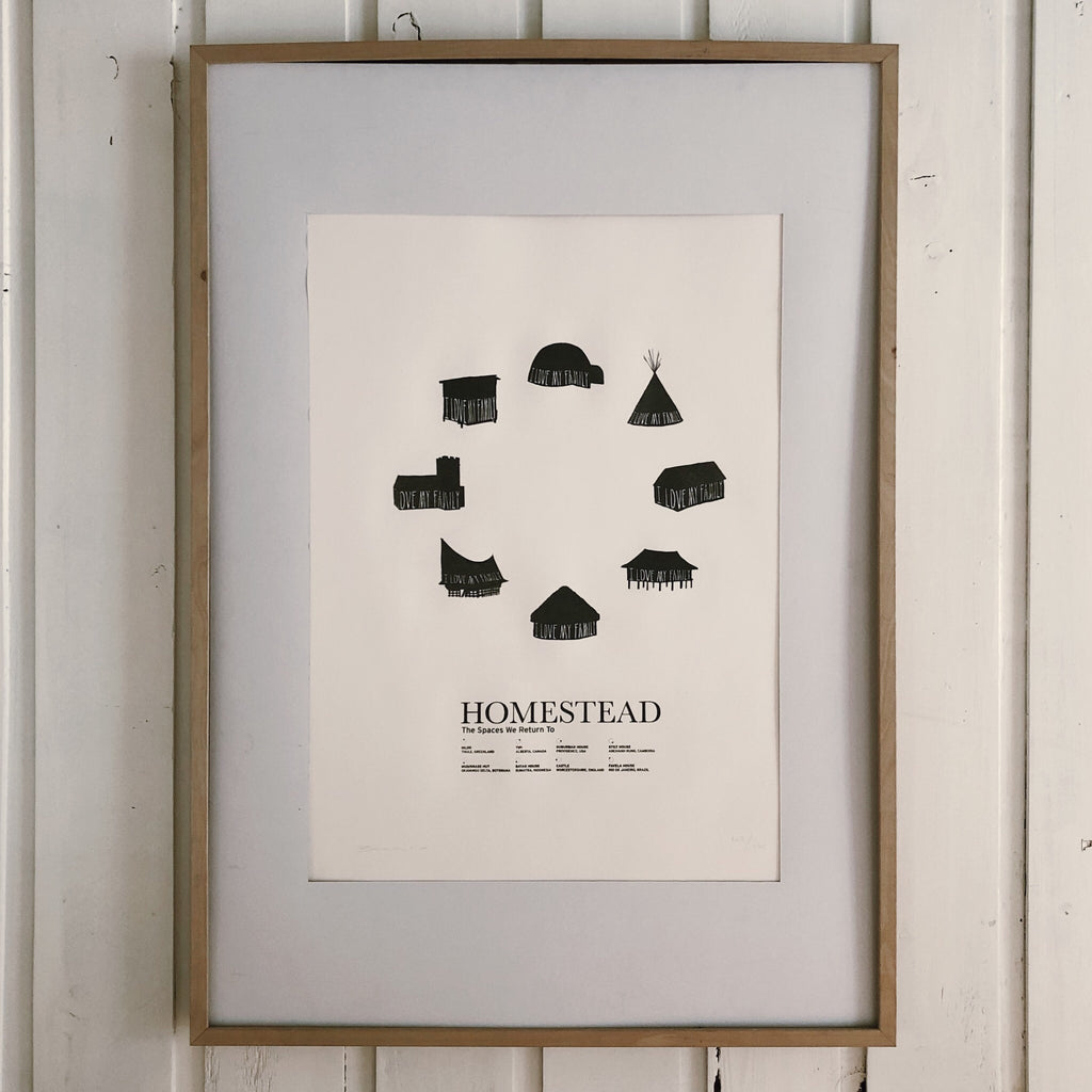 HOMESTEAD (4e édition) affiche