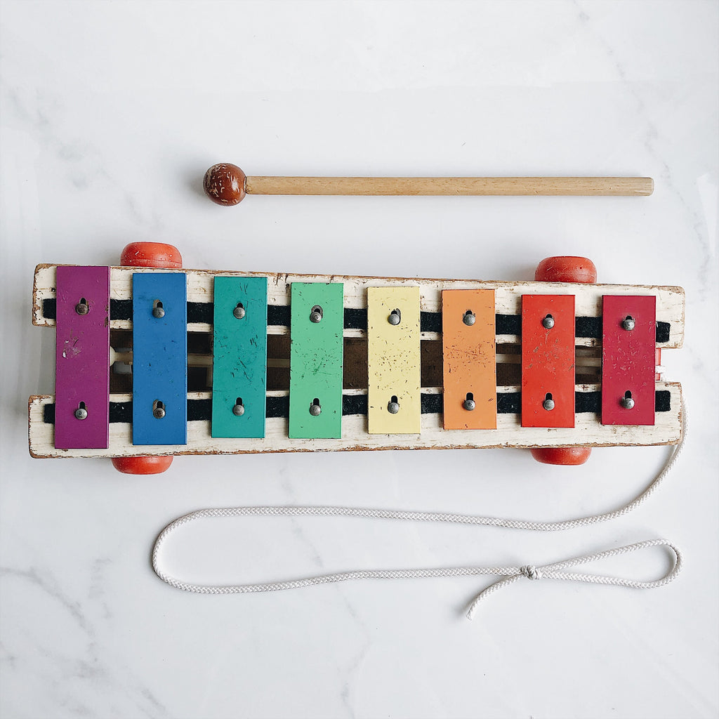 Xylophone Fisher Price vintage