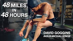 The David Goggins Challenge - Run 4 hours, every 4 hours for 48 hours