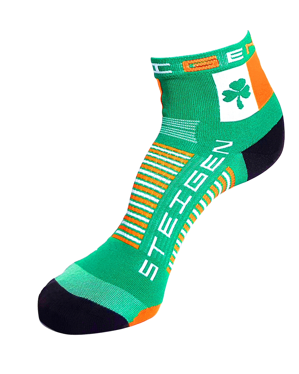 Steigen Unisex 5-12 1/4 length Ireland sock