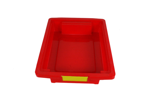 Stow 'N' Tell® HD Nest Stacking Bin: 3""