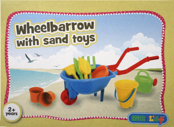 Wheelbarrow Set