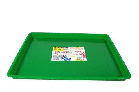 Creativitray®: Finger Paint Tray
