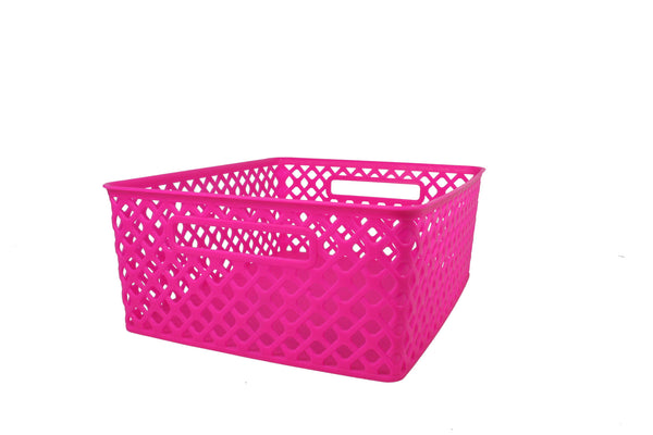 Woven Basket: Medium