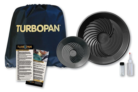 Complete Turbopan Kit in black