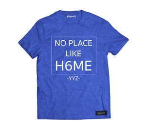 No Place Like H6ME Royal Blue