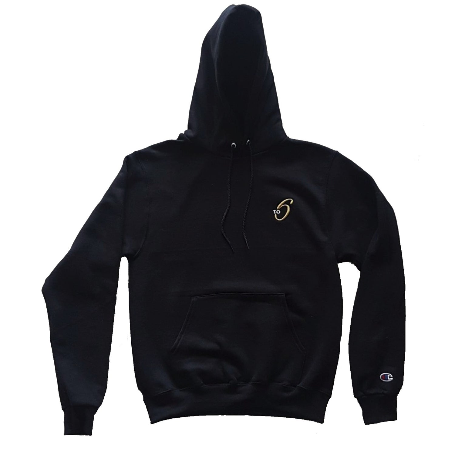 TO6 Signature Hoodie // Champion Collection