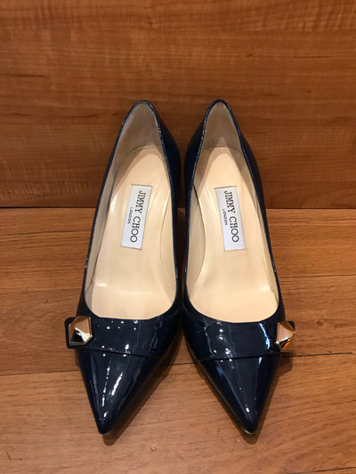 Jimmy Choo Patent Pumps Size 6