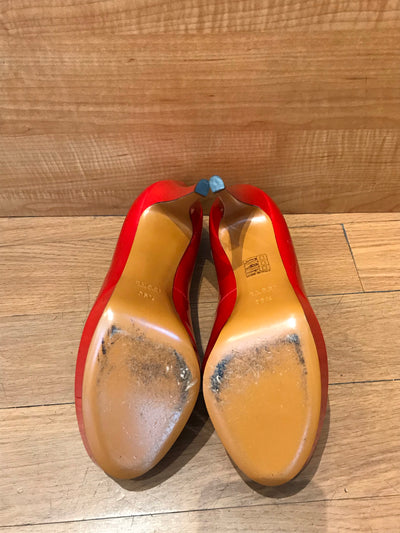 GUCCI Platform Pumps Size 6.5