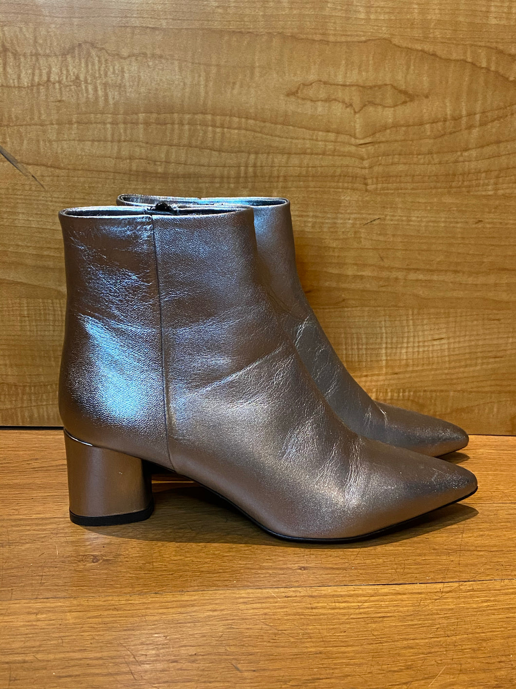 Theory Booties Size 5