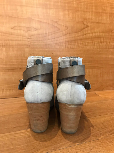 Rag & Bone Booties Size 6.5
