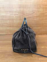Load image into Gallery viewer, PRADA Suede Handbag